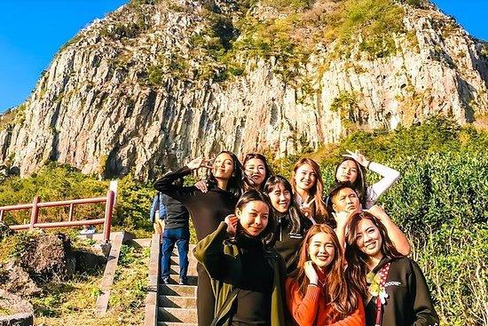 Jeju Island Private Halvdagstur: Kun...
