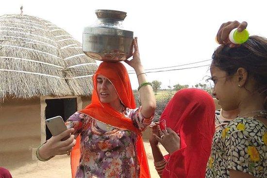 Farverige Rajasthan med Varanasi