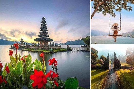 Tanah Lot - Jatiluwih (UNESCO...