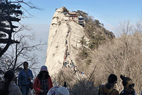 Hua Shan mountain one day tour of Xian