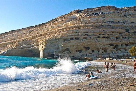 Sør-Kretas dagstur fra...
