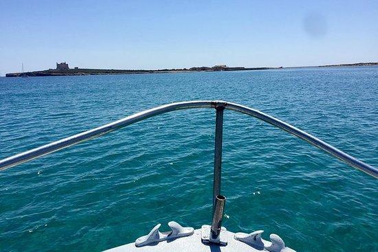 短途旅行 - 乘船游览Marzamemi和Capo Passero