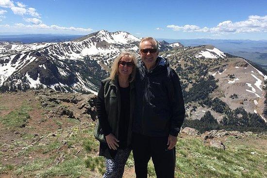 Les secrets de Yellowstone: visite...