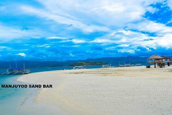 Manjuyod Sand Bar...