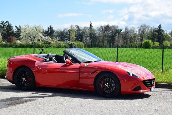 Test Drive in Maranello Ferrari...