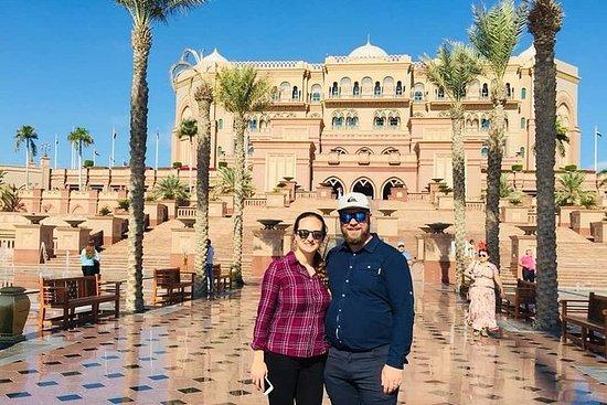 Abu Dhabi Stopover Tour from Abu...