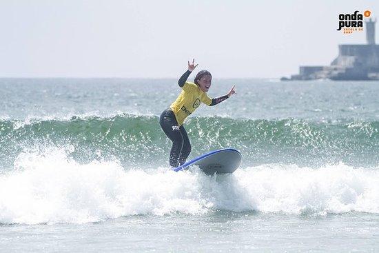 Surfcursus met World Surf ...