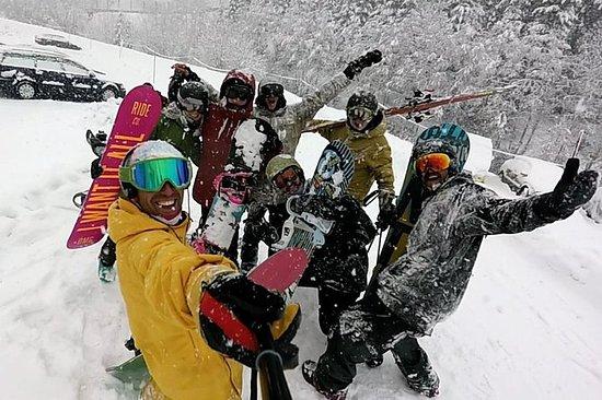Online Video Analysis - Snowboarding