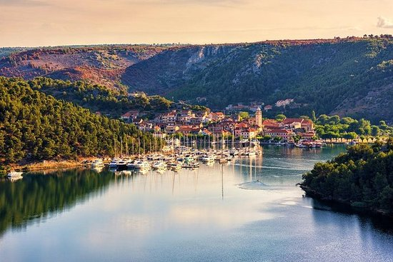 Exclusive Krka Waterfalls tour by boat