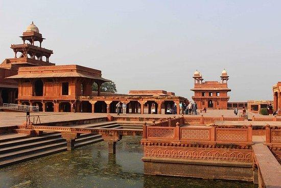 Privat utflukt til Fatehpur Sikri og...