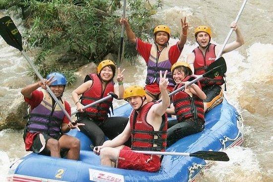 Wildwasser-Rafting-Abenteuer - 5 km...