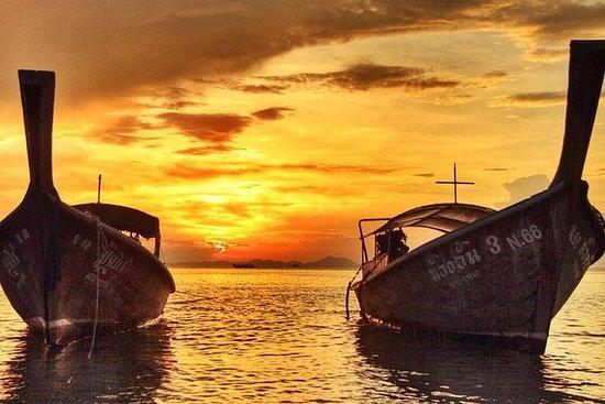 Excursão de 7 ilhas ao pôr do sol em...