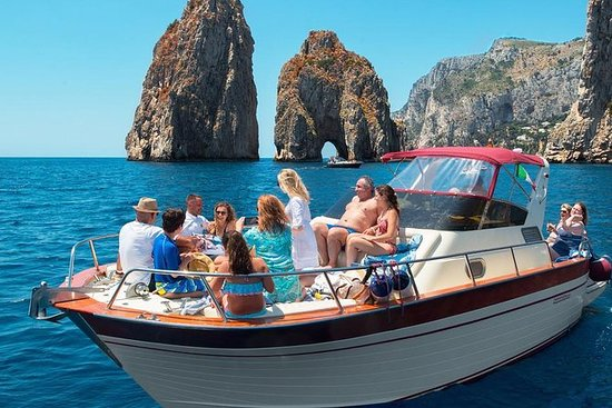 Small Group Sorrento Coast und Capri ...