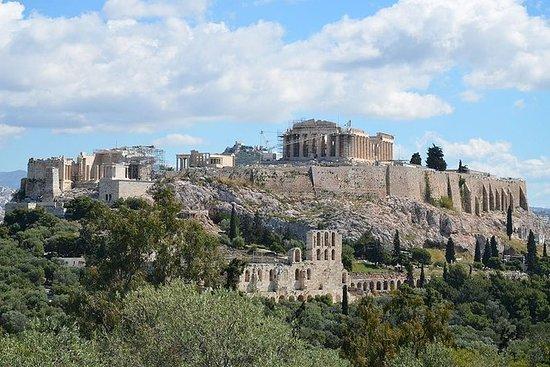 Tilgjengelig Piraeus, Aten City Tour...