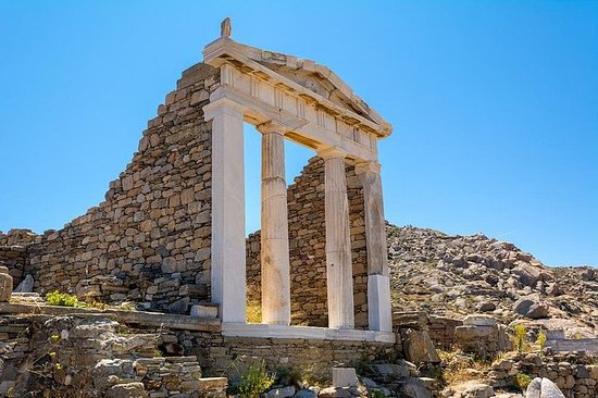 Delos and Mykonos One Day Cruise from...
