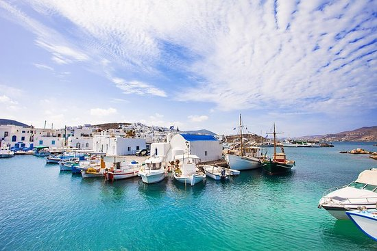 Daily Cruise from Paros to Delos...
