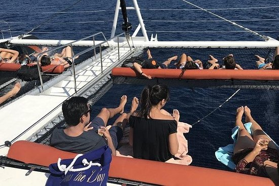 Dagstur Catamaran Cruise Tahiti med...