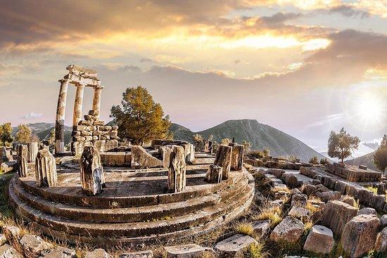 Delphi hele dagen privat tur fra...