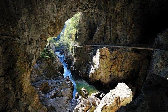 Cuevas de Skocjan: experiencia de...