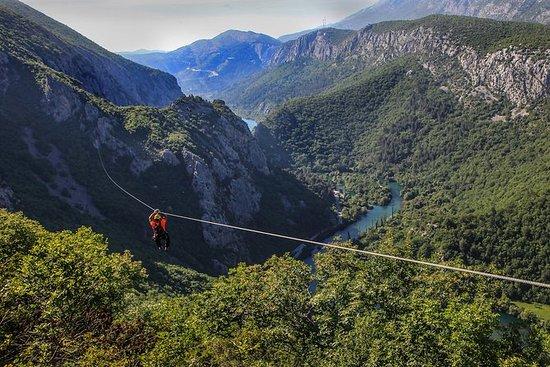 Zipline Kroatien