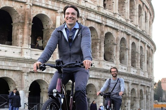 E-Bike Rome City Small Group Tour