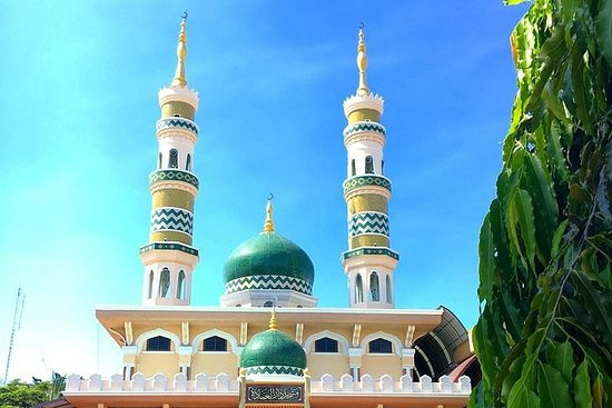 Muslim Selfie City Tour of Pattaya...