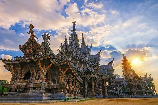 Amazing Pattaya Experience Tour...