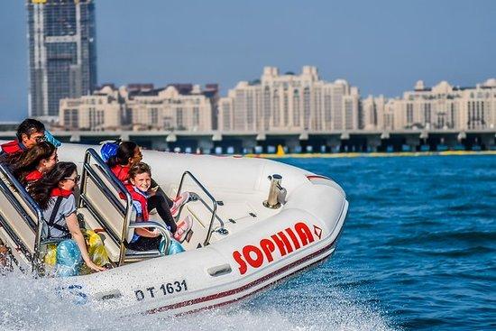 60 Minutes Speedboat Sightseeing Tour...