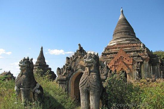 TOUR DEL CROCIERE DI MYANMAR RIVER IN