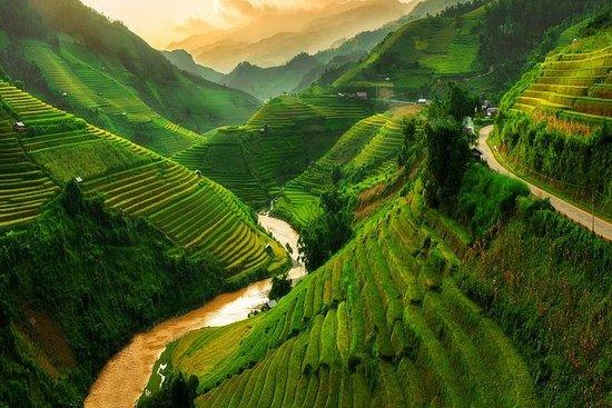 Sapa 2days - Y Linh Ho - Muong Hoa...