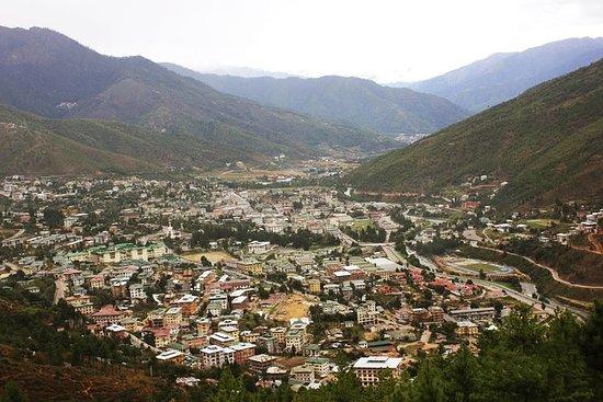 7 giorni - Tour culturale del Bhutan