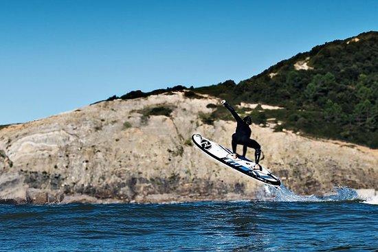 Noleggio e iniziazione alla surf elettrica