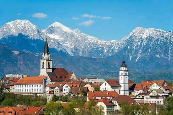 Kamnik & Velika Planina Tour fra...