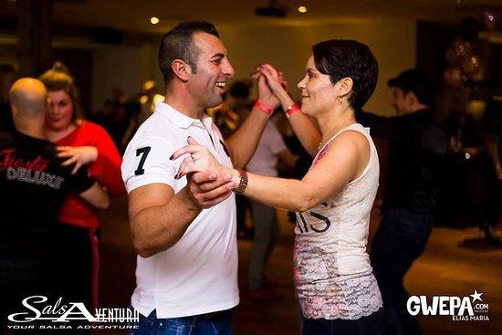 Salsa Dance Workshop - private...