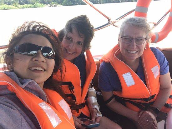 Autentisk Mekong Delta till Ben Tre av Luxury Speedboat-bild
