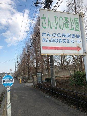 Yamatake City Sanbunomori Green Tower