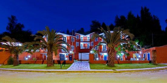 Vlicho, Greece: The hotel