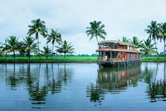 Kuttanad, Ấn Độ: comfort stay in ecoboat