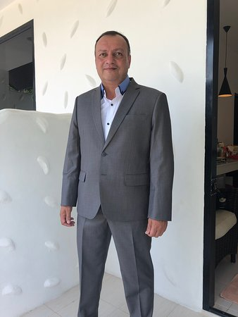 Paul's Fashion Tailors Samui: Our client from UK