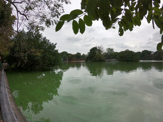 Hoan Kiem Lake Walking Street照片