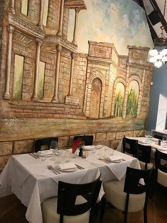 Restaurant Areas