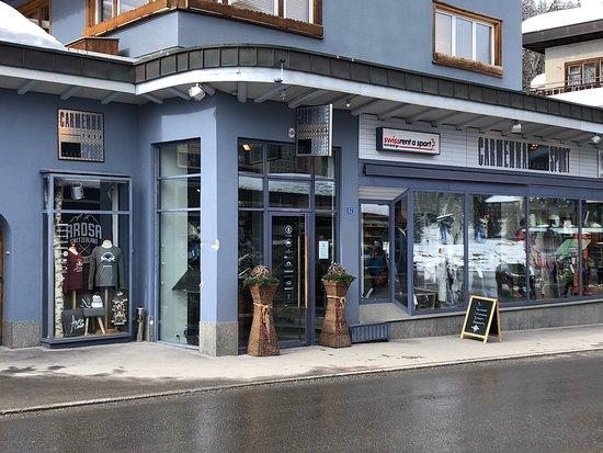 Arosa, Suisse : Carmenna Sport