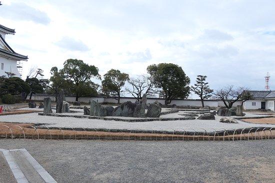 KIshiwada Castle Garden Hachijin no Niwa
