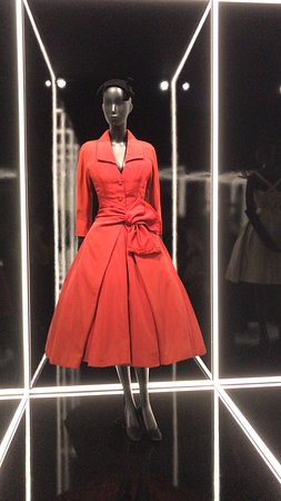 AMAZING. Dior really did make dreams into a reality.