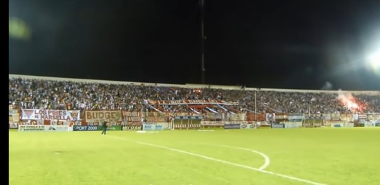 Estadio Eduardo Gallardón