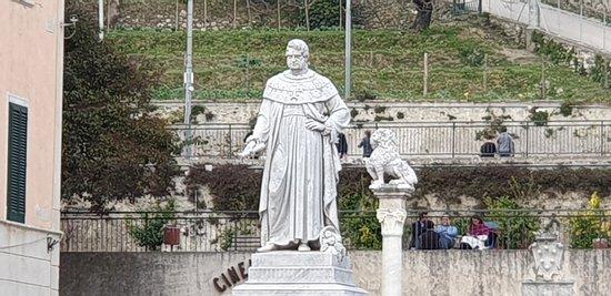 Pietrasanta, Italija: Monumento a Leopoldo