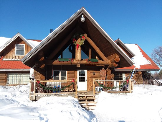 The White Pine Inn at Palmquist's Farm in Brantwood, WI. A great find!