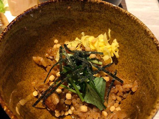 朝食ビュッフェ(ひつまぶし)