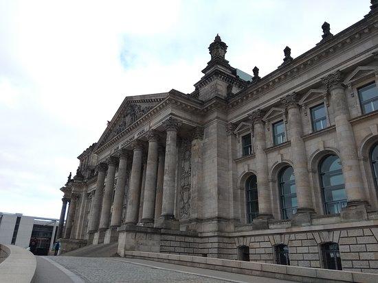 Reichstagsgebäude: Здание Рейхстага