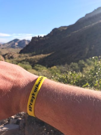 Superstition Mountains: An amazing hike in November of 2017!